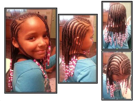 back to school cornrow hairstyles my baby girl s back to school style took me about 2 5