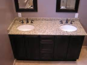 Bathroom Vanity Countertops Ideas by Bathroom Granite Countertops Design Bookmark 13536