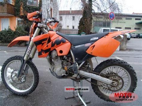 525 Ktm Exc 2004 Ktm 525 Exc Racing Moto Zombdrive