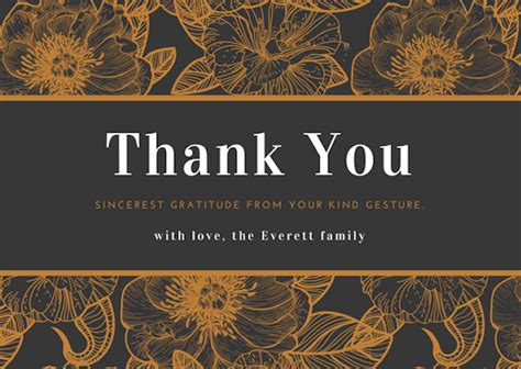 thank you card designs free online card maker now with stunning designs by canva
