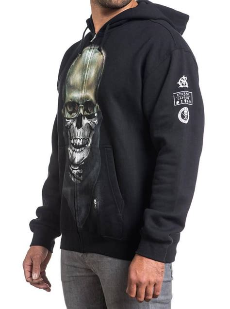 Eternal Hoodie s quot eternal quot hoodie by sullen black
