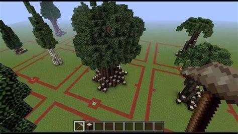 Handmade Minecraft - minecraft downloads custom trees update 1