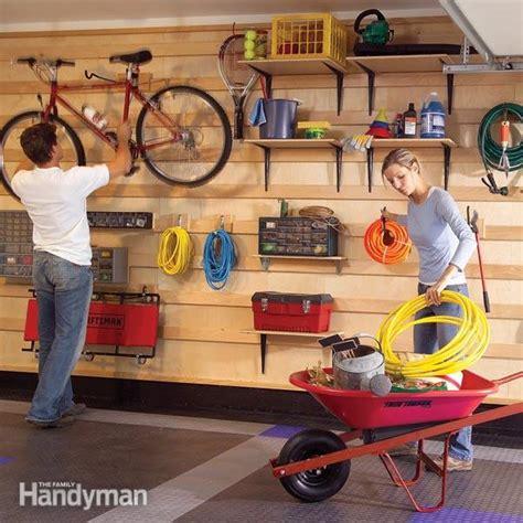genius tutorials for diy garage cabinets