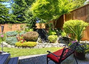 Small Backyard Trees by Small Yard Landscaping Small Backyard Landscaping Ideas