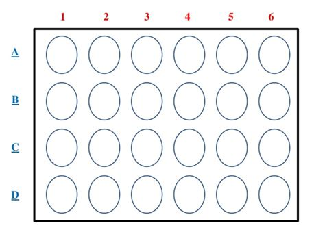 Template For 5 1 8 X 3 3 4 Card by Plate Template For Lab Notebook