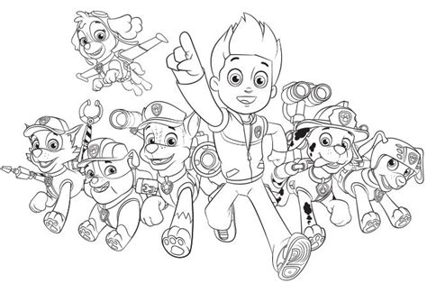 nick jr coloring pages spring 98 best paw patrol images on pinterest hama beads baby