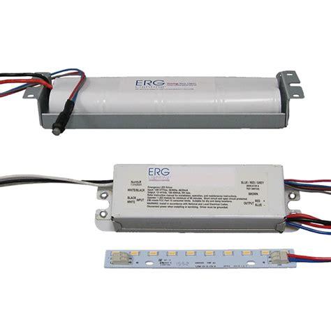 Lu Led Emergenzy 12 Watt emergency backup kit 12 watt 1000ma ebkit12wuv1000 erg lighting led drivers for solid