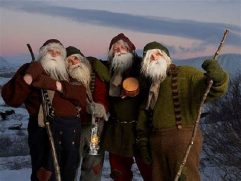 gerobak modern monster icebland the thirteen yule lads of iceland wall street
