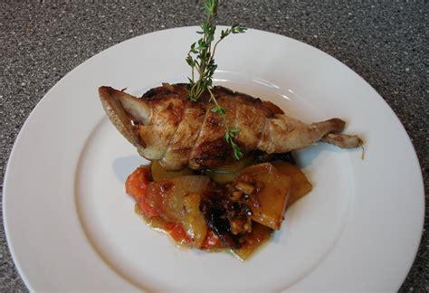thym cuisine cailles aux dattes et au thym pour 4 personnes recettes