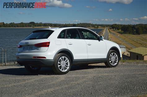 Audi Q3 3 0 by 2013 Audi Q3 2 0 Tfsi Quattro Review Performancedrive