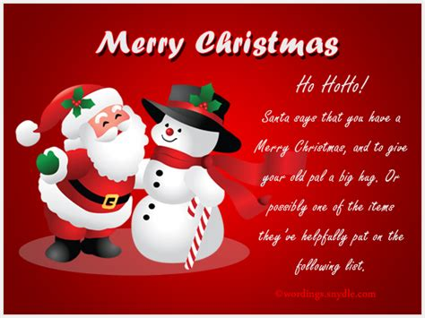 funny christmas messages  funny christmas card wordings wordings  messages