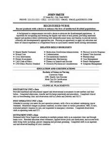 Resume Template For Registered by Registered Resume Template Premium Resume Sles Exle