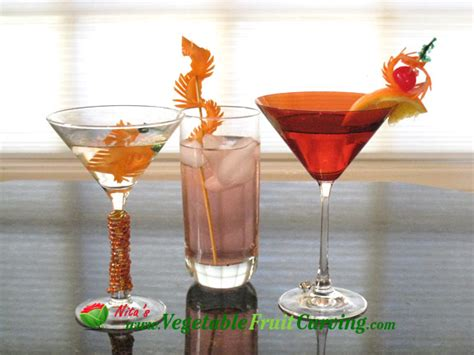 drink garnish quot how to garnish the easy way quot nita s simplified approach