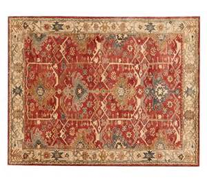Pottery Barn Wool Rug Channing Style Rug Pottery Barn