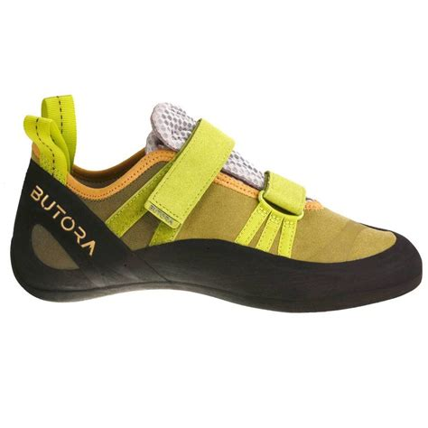 fitting climbing shoes butora endeavor moss wide fit s climbing shoes