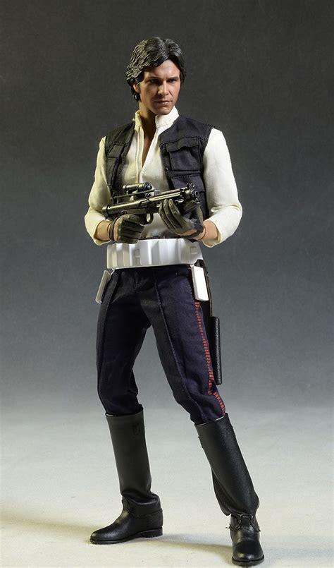 Han X Han Yolo toys wars han chewbacca sixth scale figures