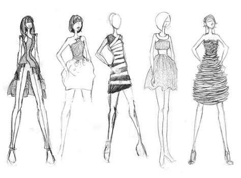 fashion illustration range from concept to actualization we work closely with our clients to create a clothing range that