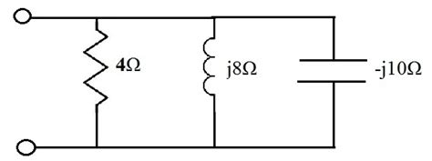 capacitor admittance what is the admittance of a circuit