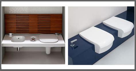 vaso e bidet integrati sos bagno come arredare il bagno