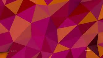 Home Design 3d Mac Youtube Polygon Wallpaper Os Android Polygon Pink Orange