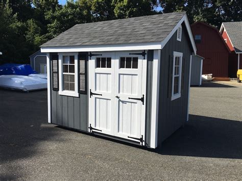 Shed Kits Nh by Classic New Barns