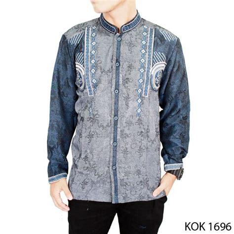 Cuci Gudang Baju Kemeja Anak Polos Hitam Lengan Panjang baju muslim pria lengan pendek katun abu kok 1696 gudang fashion