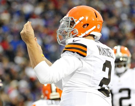 manziel benched johnny manziel scores a touchdown after brian hoyer is
