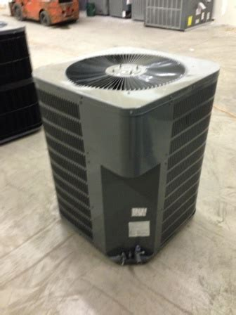 goodman condensing unit capacitor used goodman heat condenser unit 3 5 ton used ac warehouse