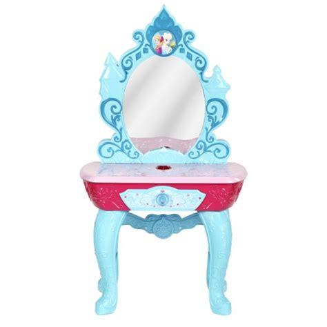 Frozen Vanity Table disney frozen bedroom furniture ideas