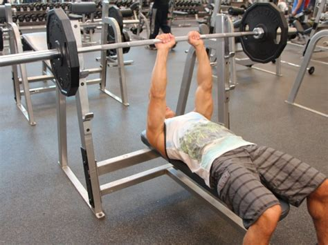 bench press workout plans circuit training workouts for busy people