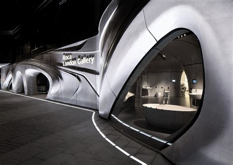 escritorio zaha hadid zaha hadid architects showroom londres arcoweb