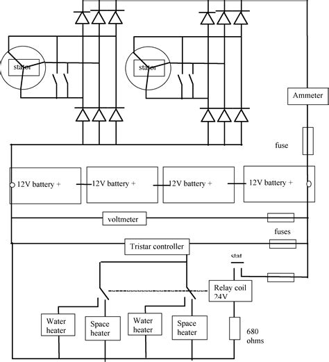 immersion heater wiring wiring diagram