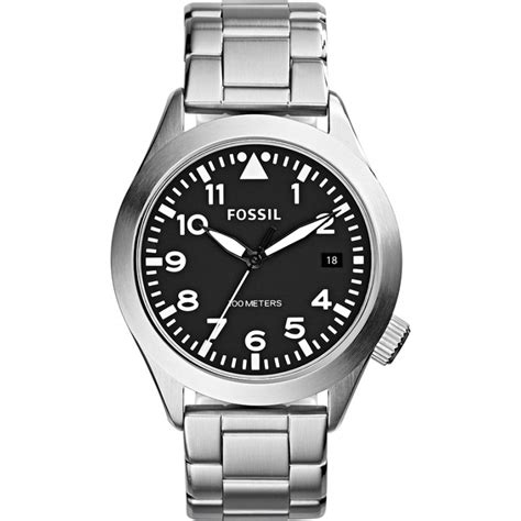 Fossil Mens Am4562 The Aeroflite am4562 mens fossil watches2u