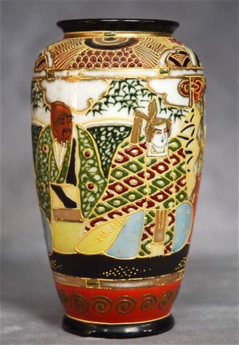 vase japonais en porcelaine