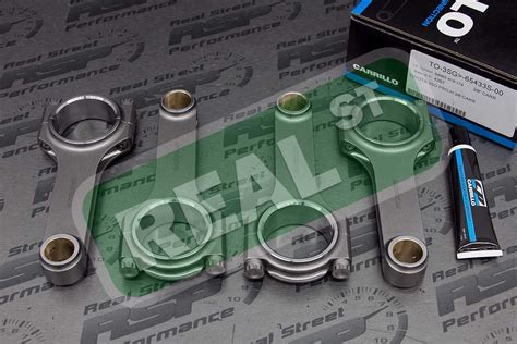 Toyota 3sge 3sgte Engine Bearings carrillo toyota lexus 3sge 3sgte pro h beam connecting rod 3 8 carr bolt