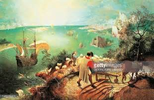 Landscape Of The Fall Of Icarus Icarus Stock Photos And Pictures Getty Images