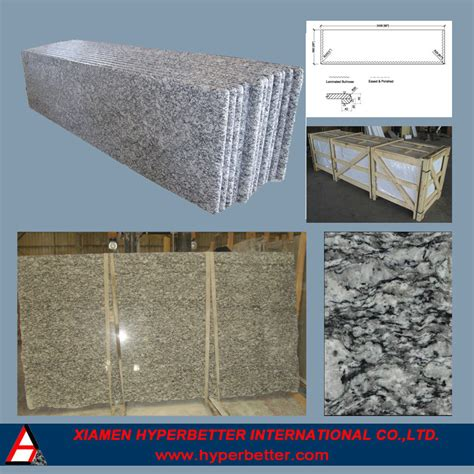 Spray Granite Countertops by China Spray White Granite Counter Tops China Spray White