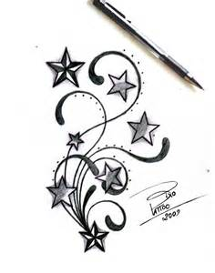 xo tattoo meaning stars and tribal by bixotattoo on deviantart