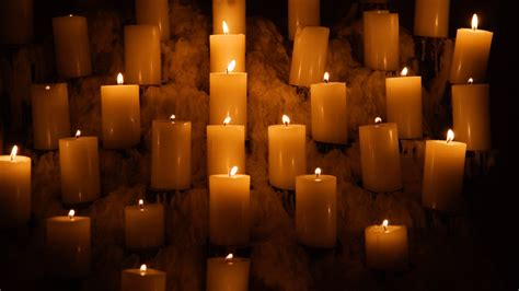 T Light Candle Isi 10 Untuk Burner Spa Khas Bali Candle Lights Wallpapers Hd Wallpapers Id 10508