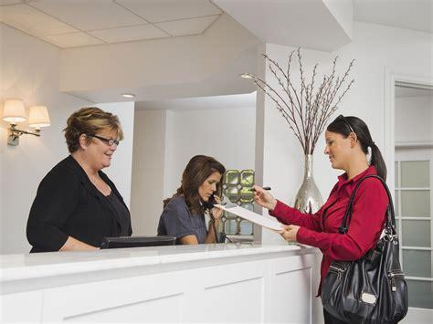 doctor s office front desk jobs customer service jobs in healthcare