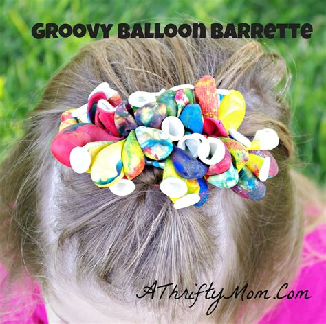 diy cheap crafts crafts diy balloon barrettes money saving crafts