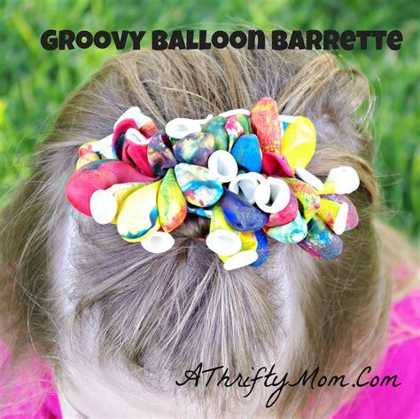 diy crafts for presents crafts diy balloon barrettes money saving crafts