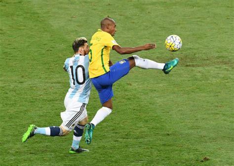 kết quả trận brazil vs argentina 3 0 messi ngậm ng 249 i