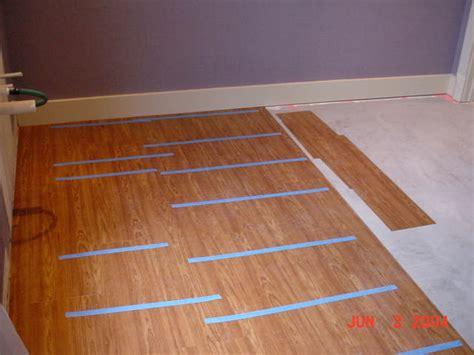 strip vinyl flooring contractor talk