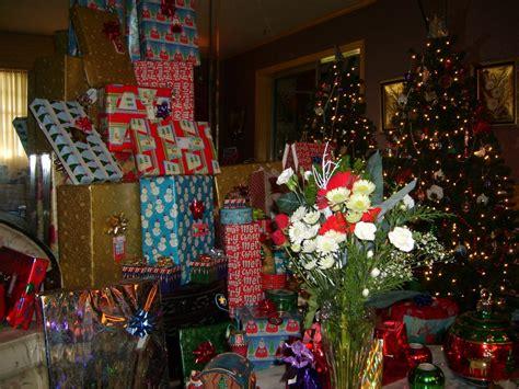 ton christmas trees christmas decore