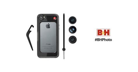 iphone b h manfrotto klyp for iphone 5 5s with fisheye mkoklyp5s b h