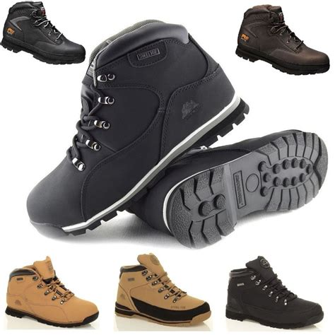 Safety Shoes Boots Cakep mens groundwork lightweight leather steel toe cap safety