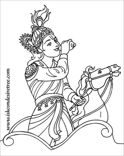 baby krishna images coloring pages share online