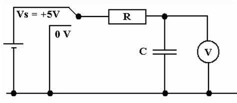 experiment for charging and discharging of a capacitor rc timing circuits
