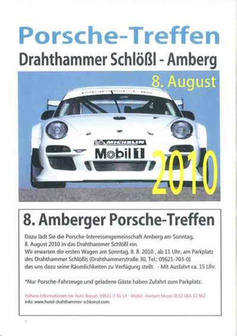Porsche Club Ingolstadt by Termine 2011 Termine Porsche Club Ingolstadt